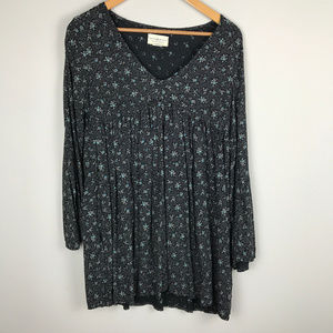 Navy Denim & Supply Sz S dress